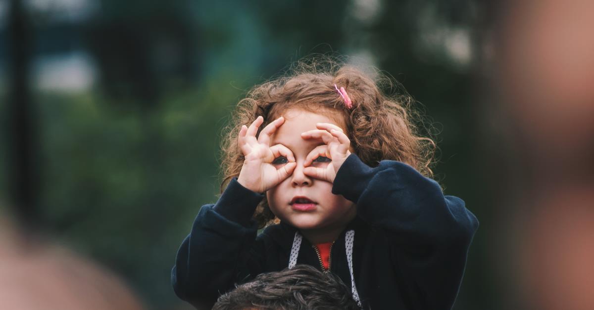 kind lenzen bril