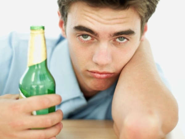 Invloed van alcohol