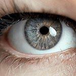 Droge-ogen