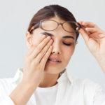 oogaandoeningen